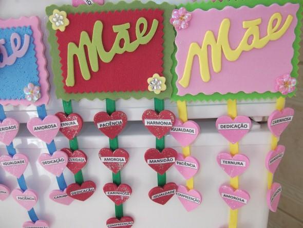 Lembrancinhas artesanais para o Dia das M?es