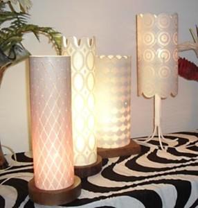 Reciclando tubos de PVC com artesanato 001