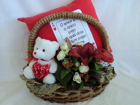 Arranjos florais para o dia dos namorados 006