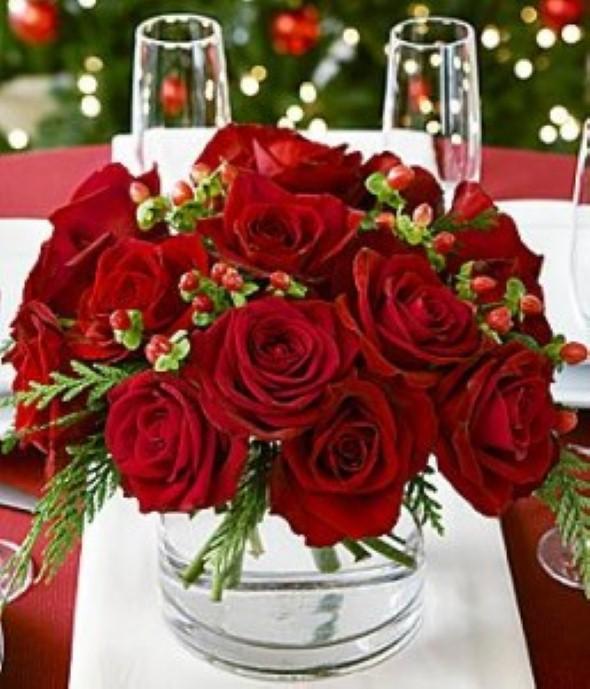 Arranjos florais para o dia dos namorados 014