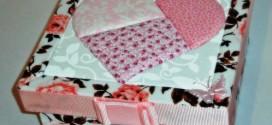 Caixas em MDF decoradas para o Dia das Mães