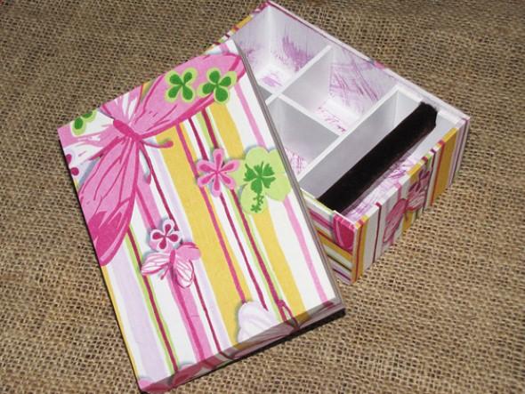 Caixas em MDF decoradas para o Dia das Mães 003