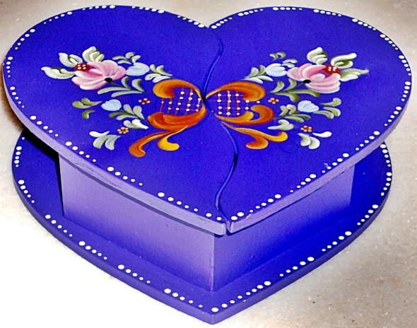 Caixas em MDF decoradas para o Dia das Mães 013