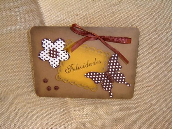Cartão artesanal para o Dia das Mães 006
