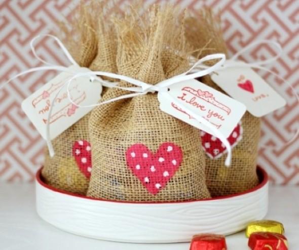 Embalagem artesanal para o Dia dos Namorados 006