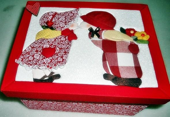 Embalagem artesanal para o Dia dos Namorados 013