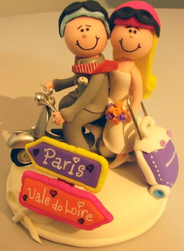 Lembrancinha do Dia dos Namorados em Biscuit 008