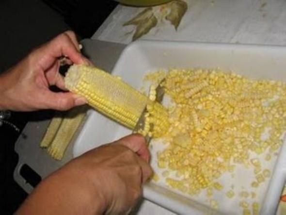 Receita de curau de milho verde 002