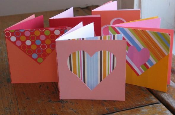 Cartão de scrapbook para o Dia dos Namorados 006