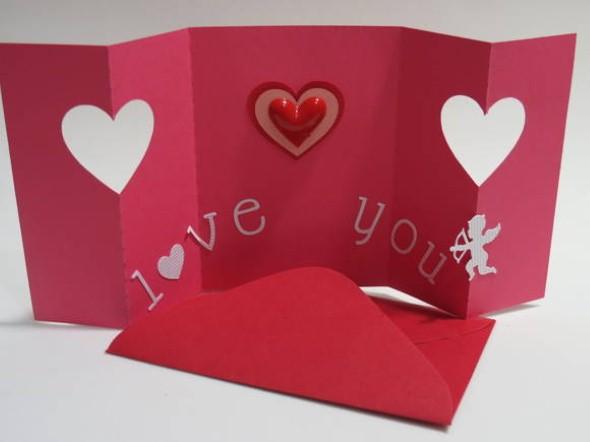 Cartão de scrapbook para o Dia dos Namorados 011