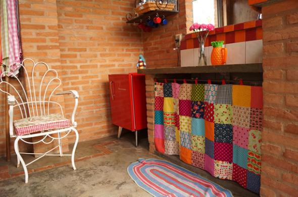 Adesivo Olhinhos Fechados ~ Artesanato criativo na cozinha para celebrar nosso primeiro ano no ar