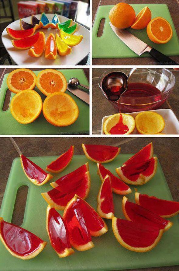 Artesanato criativo na cozinha 006