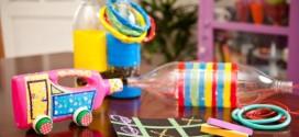 Brinquedos de sucata – Dicas e modelos