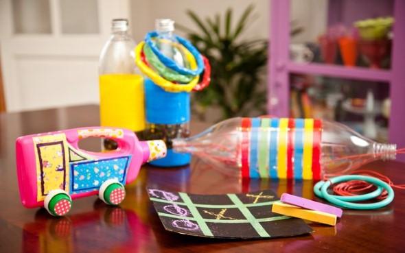 Brinquedos de sucata dicas e modelos for Caixa oficina internet