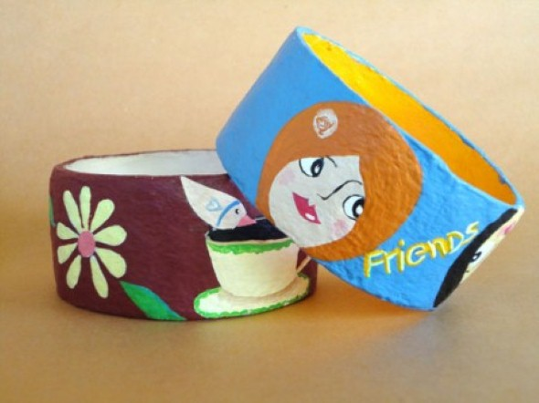 Artesanato Com Papel Mache ~ Artesanato com papel mach u00ea u2013 Dicas e modelos