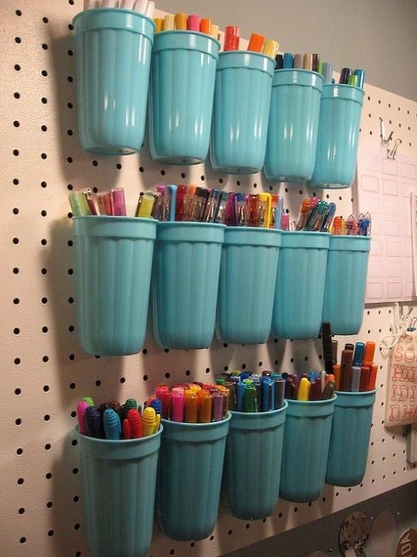 Organizadores artesanais para o quarto das crian as for Do it yourself home decor on a budget