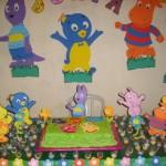 Decoração em EVA para festa infantil 001