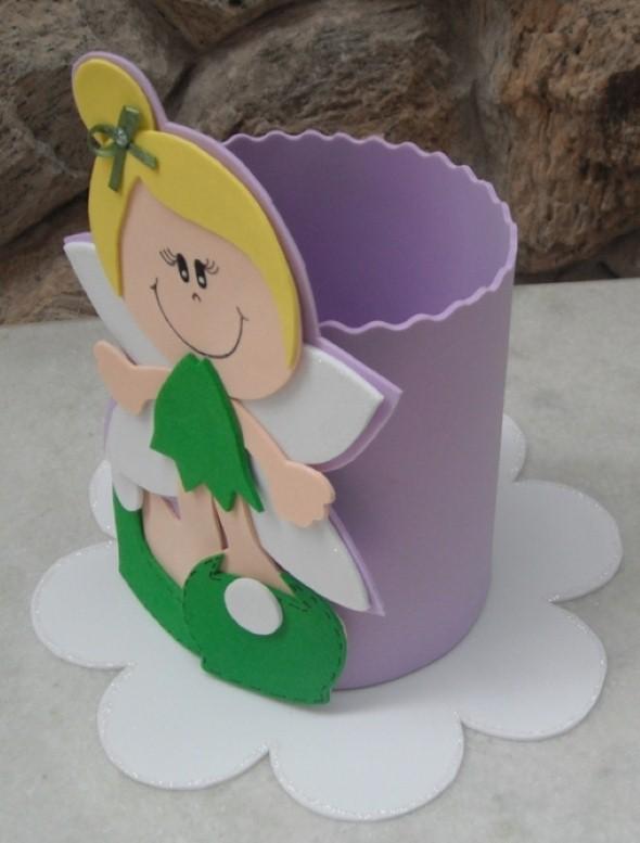 Dicas para fazer decoração em EVA para festa infantil -> Decoracao De Banheiro Infantil Em Eva