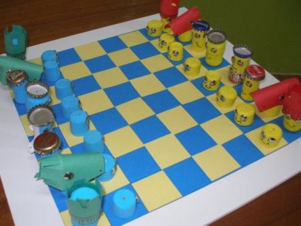 Brinquedo artesanal para o Dia das Crianças 005