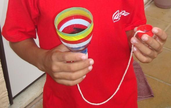 Brinquedo artesanal para o Dia das Crianças 008