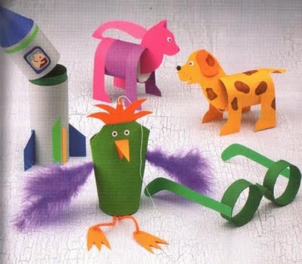 Brinquedo artesanal para o Dia das Crianças 013