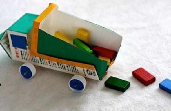 Brinquedo artesanal para o Dia das Crianças 014