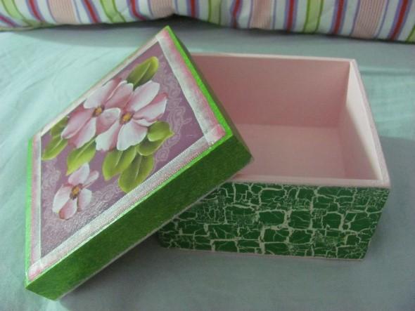Como decorar caixas de MDF em casa 011