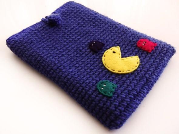 Como fazer porta celular de crochê 011