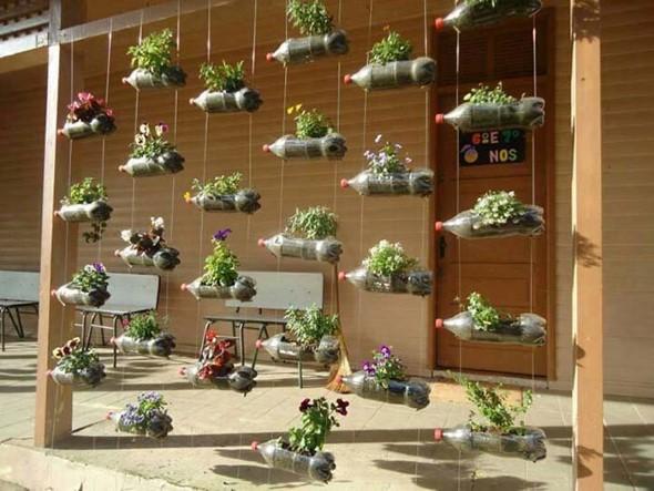 Dicas de artesanato para seu jardim 013
