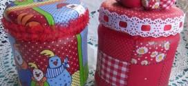Potes de cozinha artesanais – Dicas para fazer em casa e modelos