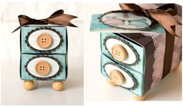 Artesanato com caixinha de fósforo 014