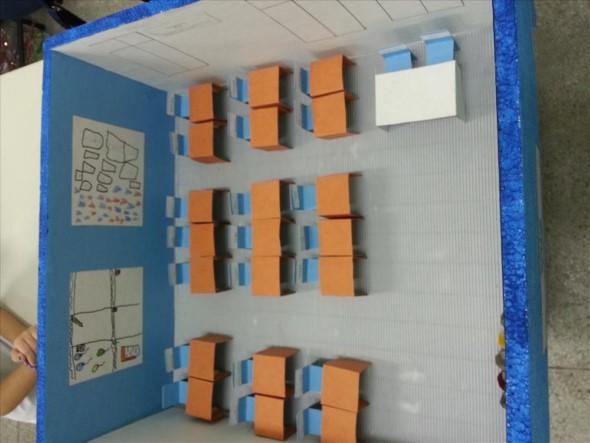 Artesanato com caixinha de fósforo 015
