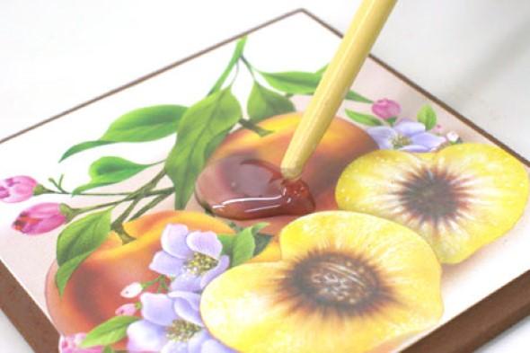 Artesanato Cobre Bolo Passo A Passo ~ Dicas de artesanato com vidro líquido