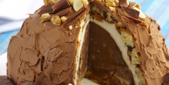 Receita de torta gelada de Natal 003
