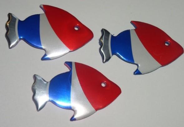 Artesanato com latinhas de alumínio 006