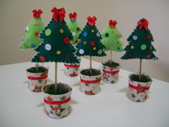 Armario Oficina Puerta Persiana ~ Artesanato de Natal u2013 Dicas e modelos para fazer em casa