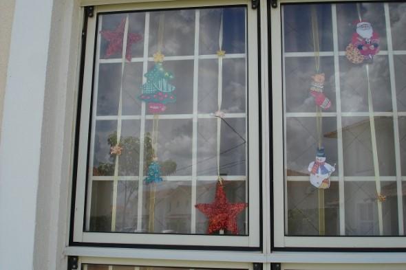 Enfeites de janela para o Natal 003