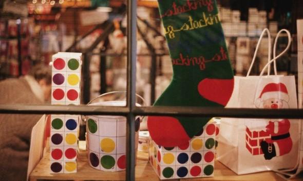 Enfeites de janela para o Natal 014