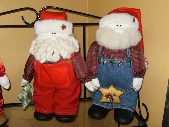 Papai Noel artesanal 001