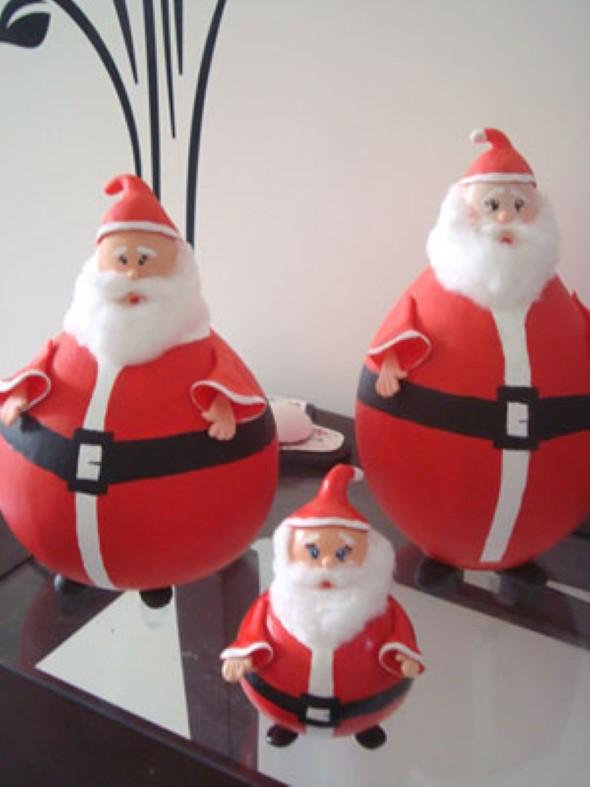 Papai Noel artesanal 002