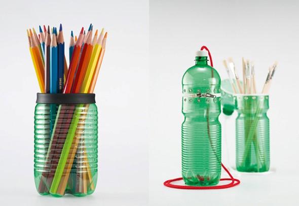 15 dicas criativas de artesanato com garrafas pet 001