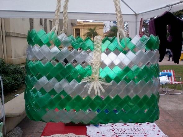 15 dicas criativas de artesanato com garrafas pet 009