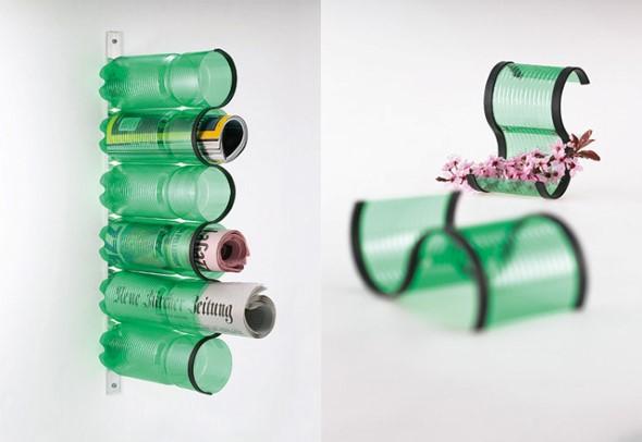 15 dicas criativas de artesanato com garrafas pet 012