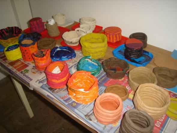 Artesanato com argila para as crianças 004