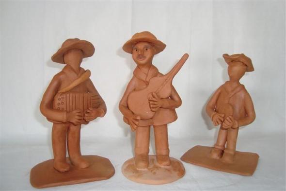 Artesanato com argila para as crianças 005
