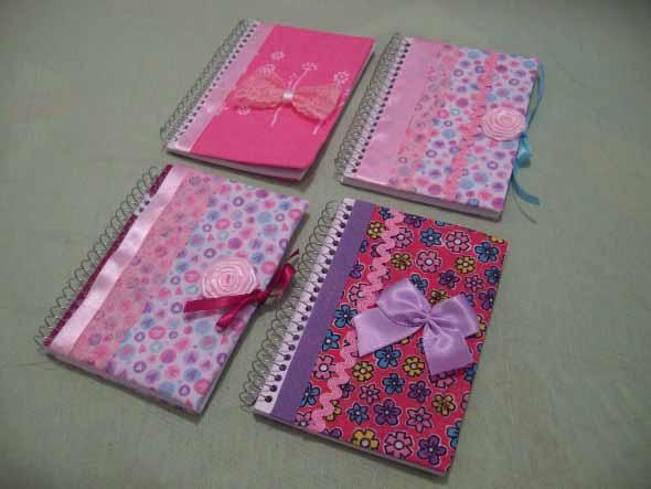 Como encapar caderno para volta às aulas 003