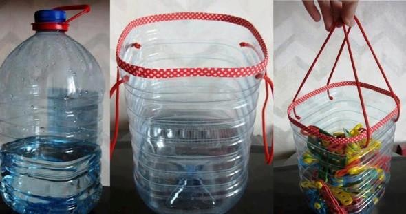 Dicas de artesanato com plástico 015