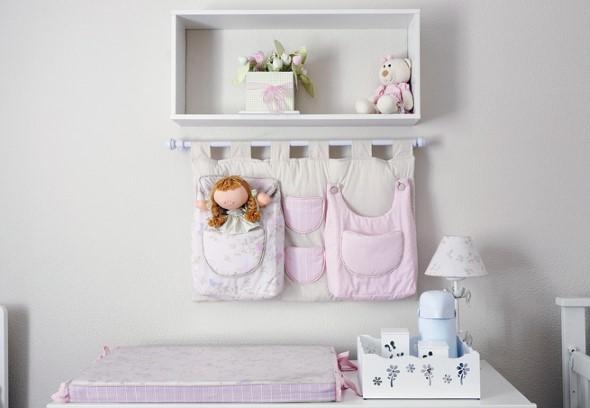 Enfeitar o quarto do bebê com MDF 009