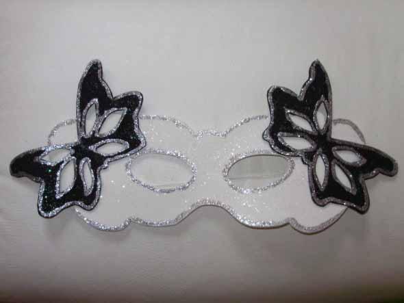 Como fazer mascara de carnaval 005