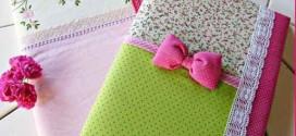 Reciclar retalhos de tecido com criatividade